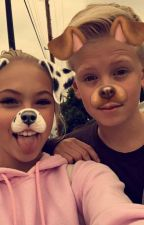 The Story Of My Life (Carson Lueders and Jordyn Jones) by StarringCheyenne1