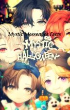 Mystic messenger facts  by AllySadness