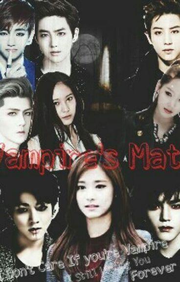 Vampire's Mate (Editing)