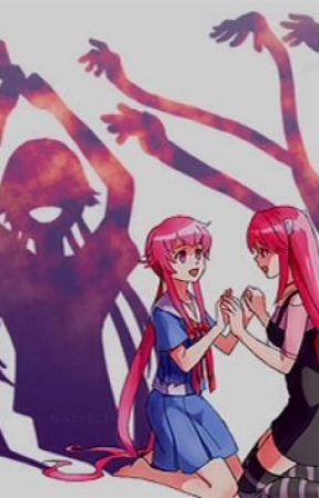 Survival Game Mirai Nikki S Yuno Gasai Vs Elfen Lied S Lucy New Student New Problem New Enemy Wattpad