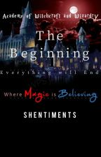 Academy of Witchcraft and Wizardry Book 3 The Beginning by shentiments