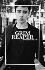 Grim Reaper | Enoch O'Connor by -voidGecko