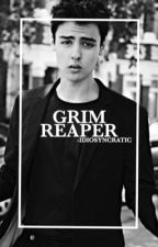 Grim Reaper | Enoch O'Connor ✓ by -idiosyncratic