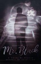 Mr. Black by peddiie