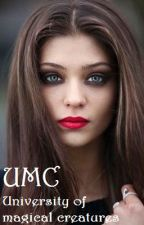 UMC: University of Magical Creatures (Nederlandstalig) by AmyAmy18