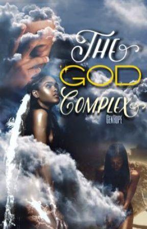 The God Complex || Goldlink by GenHope