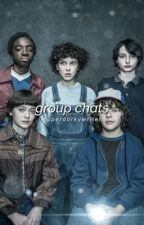 group chats » st cast | ✔️ by SuperDorkyWriter