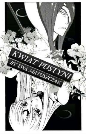 Kwiat Pustyni - Bleach by EwaMatuszczak
