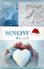 ❄ Snow ❄ by LazyCloudOfEmotions
