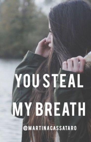 YOU STEAL MY BREATH.    Cameron Dallas-Federico Russo
