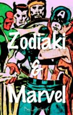 Marvel Zodiak by Lolittkana