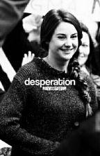 1 | DESPERATION ☆ ROGERS by marvelsgotham