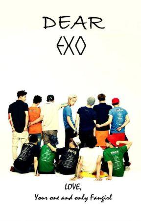 Dear EXO by CounterMistaken