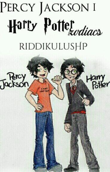 Percy Jackson i Harry Potter zodiacs