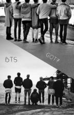 BTS & GOT7 Imagines by paboghost