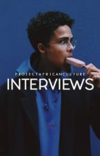 #ProjectAfricanCulture: Interviews by africanculture