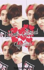 Heart Shaped Cookies  // jjk X kth  by taesexuals