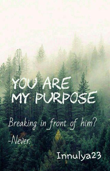 Ты моя цель