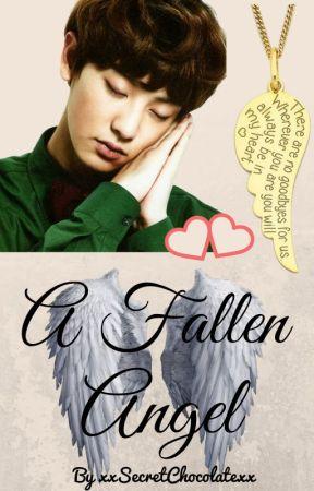 A Fallen Angel [EXO Chanyeol Fanfiction] by xxSecretChocolatexx