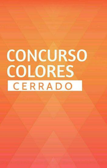 Concurso Colores // Pausado