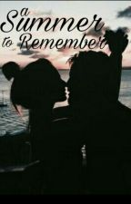 a Summer to Remember | Unagize fanfic by PineaplleMango