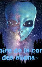 L'histoire de la confrérie des aliens by lacdegrenadine