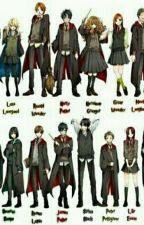 Harry Potter Facebook  by Czaszka_510