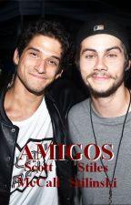 Amigos - Sciles by OneDBromancesHot