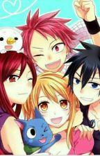 Liceul Fairy Tail ~Finalizata~ by Ayume14-chan