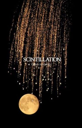 Scintillation by queentroverted