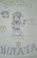 Ojamajo Hinata by Kotadore-chan