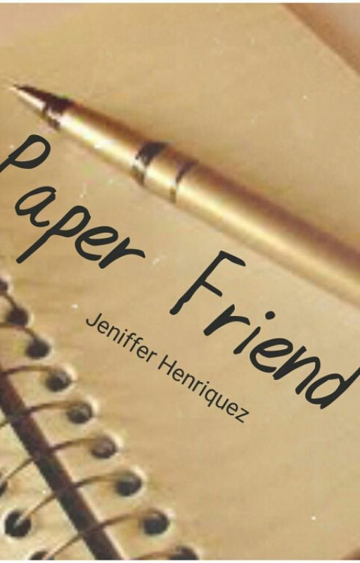Paper Friend by JenifferHenriquez