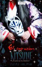El corazón de un Kitsune. by Gwems_lozano