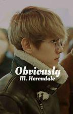 Obviously » Chanbaek  by M-Herondale