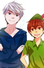 jack frost and peter pan by juicylemon65