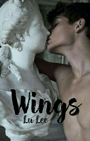 wings | taekook by luuinae