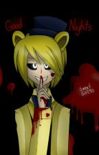 Humanized FNAF picture book by xXLusaminexX