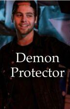 Demon Protector by Calumsbabe84