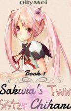 Sakura's twin sister Chiharu (Naruto) by xxsungjae
