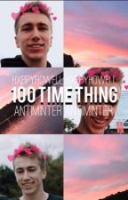 100 time thing » antiminter by hxppyhowell