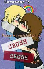 Paano mo malalaman na crush ka ng crush mo? (GirlXGirl) - Completed by Cora_Zone
