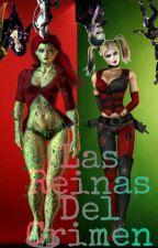 Reinas Del Crimen- Harley Quinn & Poison Ivy by HarleyQuinnYT3