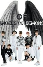 Of Angels & Demons | BTS  by haneul_jk97