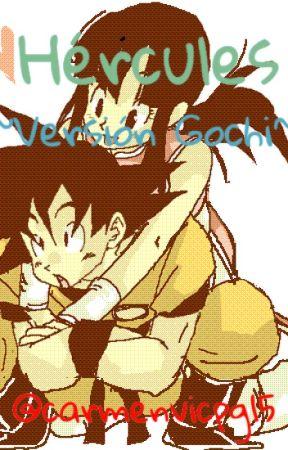 Hércules ~ Versión Gochi ~ by girl_zpg15