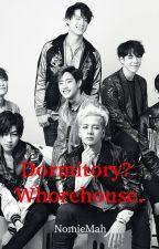 Dormitory? Whorehouse. [Multishot GOT7] by NomieMah