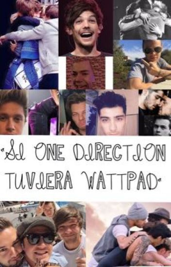Si One Direction y Zayn tuvieran wattpad