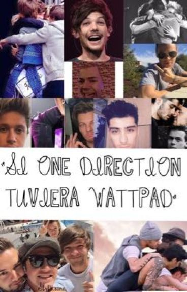 Si One Direction y Zayn tuvieran wattpad