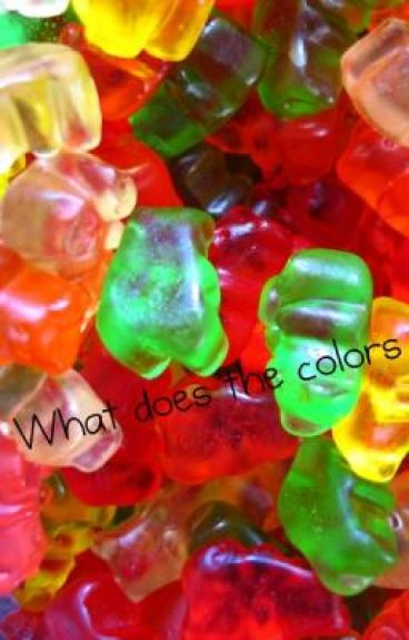What does the Gummy Bears colors Mean?