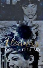 Flowers by tornbeautifulsky