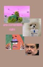 UNS COMENTARIO RUIM by beatrice1242